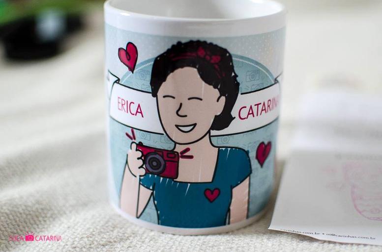 Carinha da Fotógrafa Érica Catarina