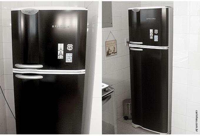 Armario Jardin Keter ~ DIY adesivo na geladeira u2022 Carinhas