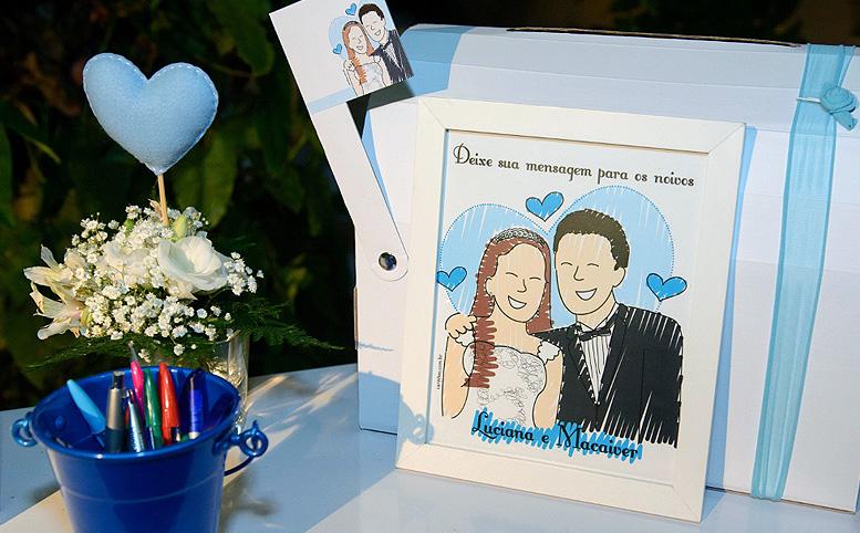 Casamento da Lu e do Mac
