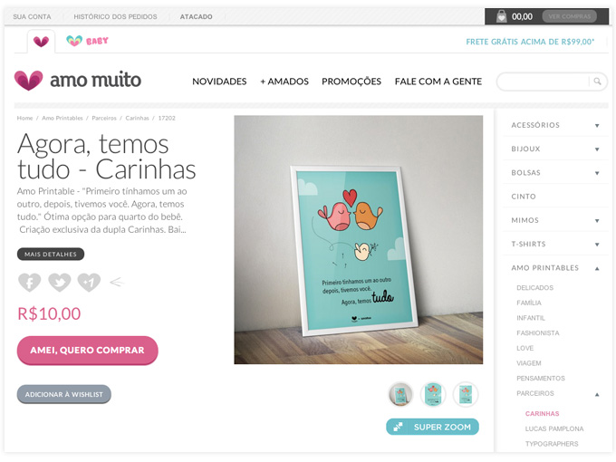 Carinhas + Amo Printables: posters para baixar e doar a alguma instituição